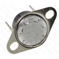 Термореле KDS 301 (170*C 10A, 250V) для утюгов и обогревателей