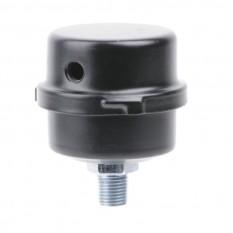 Воздушный фильтр для компрессора диаметр резьбы М12 металлический корпус PT-0022