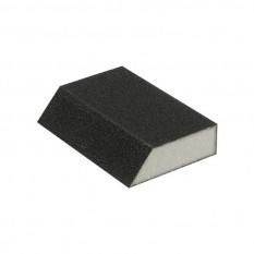 Губка для шлифования трапеция 110*75*54*25 мм, оксид алюминия К240