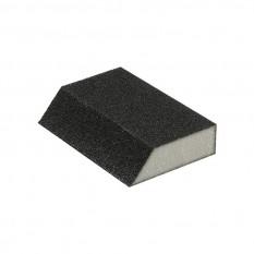 Губка для шлифования трапеция 110*75*54*25 мм, оксид алюминия К80
