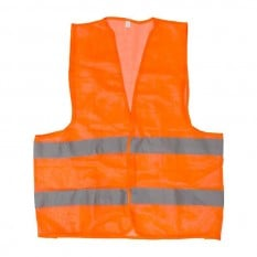 Жилет сигнальный оранжевый XXL (62*70см), 100 гр/м2