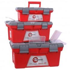 Комплект ящиков для инструментов 3шт(ВХ-0413 13'/ВХ-0416 16'/ВХ-0418 18')