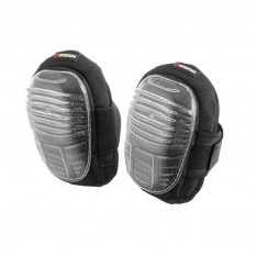 Наколенники защитные, противоскользящие накладки из ПВХ, ткань 600D, гелевые подушки, неопреновые ре