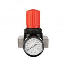 Регулятор давления 1/4', 1-16 бар, 1600 л/мин, профессиональный