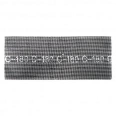 Сетка абразивная 105*280мм, зерно 180, 10ед.