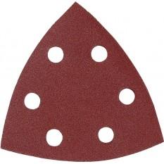 Набор треугольного шлифовальной бумаги 94х94х94 мм К60 6 отверстий (50 шт.) Makita (Макита) оригинал