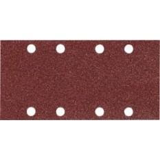 Набор шлифовальной бумаги 93х185 мм К180 8 отверстий (10 шт.) Makita (Макита) оригинал P-35916