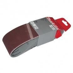 Набор шлифовальных лент 100х560 мм К60 (5 шт.) Makita (Макита) оригинал P-36756