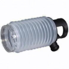Пылесборник пружинный для HR166D Makita (Макита) оригинал 198376-8