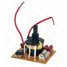Регулятор оборотов заточного станка Темп ТЭ-75 (40*51 2 провода)