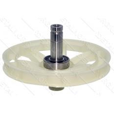 Вал приводной газонокосилки Bosch ROTAK 32 оригинал F016104155 (d15*130)