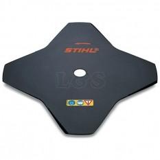 Диск 230мм-4 FS-55, FS-80, FS-120 Stihl оригинал 40017133801