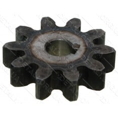 Шестерня бетономешалки 21 (15*63 h14.5, 10 зубов)