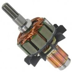 Якорь гайковерта ударного аккумуляторного Makita BTW200,BTW201,BTD200 оригинал 519063-0