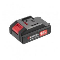 Аккумулятор 18 В, литий-ион, 1.5 Ач, для шуруповерта DT-0315