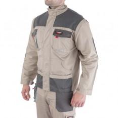 Куртка рабочая 2 в 1 , 100 % хлопок, плотность 180 г/м2, M