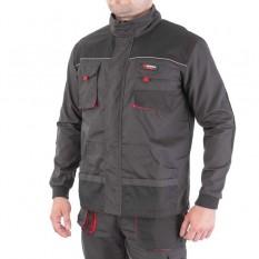 Куртка рабочая 80 % полиэстер, 20 % хлопок, плотность 260 г/м2, S