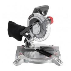 Пила торцовочная 1400 Вт  5500 об/мин  угол 0-45°  диск 210мм.
