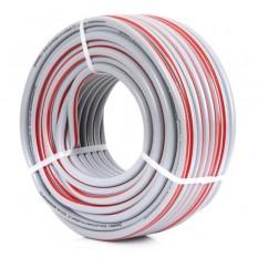Шланг для воды 5-ти слойный 1/2', 50м, армированный PVC