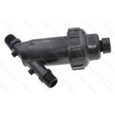 Большой фильтр грубой очистки для мойки высокого давления h185 L225мм