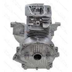 Блок двигателя мотокосы 4T 139F (в сборе)