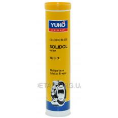 Солидол Yuko (NLGI 3) 0,4 л картуш