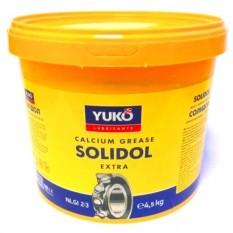 Солидол Yuko (NLGI 3) 4,5 кг ведро пластик