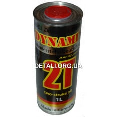 Масло для двухтактных двигателей DYNAMIX 2T ж/б 1L
