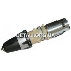 механика шуруповерта Einhell 14,4В (двигатель, редуктор, патрон)