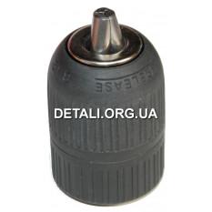Патрон самозажимной B12 2-13 мм пластик/пластик