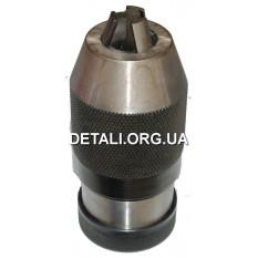Патрон самозажимной B16 1-16 мм металл