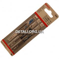 Пилка Bosch T118B+T244D+T111C