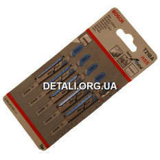 Пилка Bosch T218A 5шт