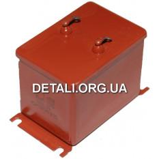 Рабочий конденсатор 10мкф 400V квадрат 44x65 H50