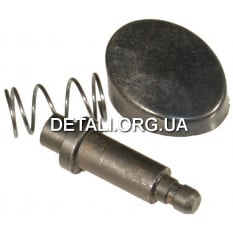 стопорная кнопка болгарки №24 D8 L33 (DWT 180TT/DS-230 TT/DS)