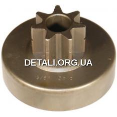 Чашка сцепления бензопилы Stihl 380 / D16*72*75*19