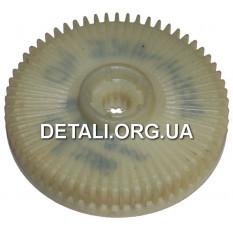 шестерня цепной пилы Bosch AKE 40 d107 mm 61 внутренний зуб 14 шлицов