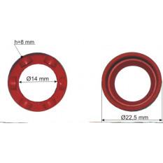 Кольцо резиновое Rubber Ring Bosch оригинал 1610206021