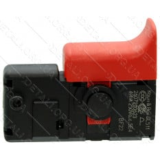 Кнопка дрели Bosch GSB 501 оригинал 2607200623