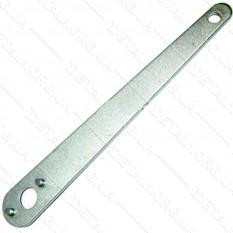 Ключ болгарки Bosch GWS 180 / 230 оригинал 1607950061 (L250 между штырями 35мм)