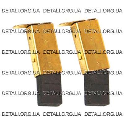 Вугільні щітки (комплект 2 шт.) CB-115 Makita оригинал 191906-4