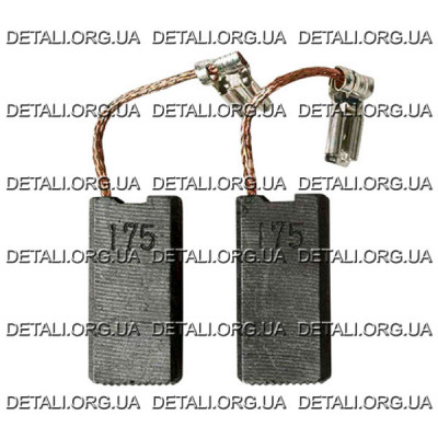Вугільні щітки Makita (Макита) оригинал 195844-2