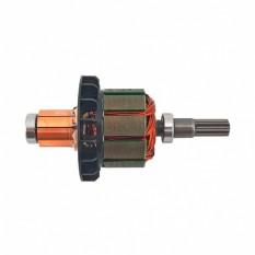 Якорь гайковерта ударного аккумуляторного Makita  BTW251 оригинал 619375-2