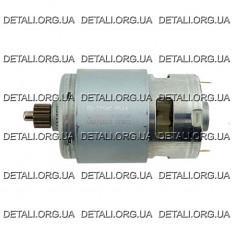 двигатель шуруповерта 18V Hitachi DS18DSFL, DS18DCL, DS18DVC оригинал 332558