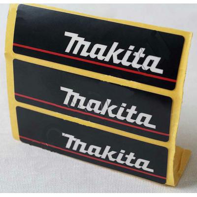Етикетка MAKITA Makita (Макита) оригинал 819001-5