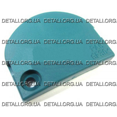 Кришка тримача вугільних щіток Makita (Макита) оригинал 418362-6