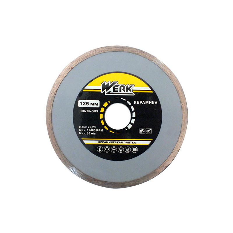 Алмазный круг Metabo125x22.23мм универсальный 624307000