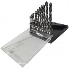 Набор сверл Werk 13 шт (2-8)X0.5мм кованые, черно-белая полировка