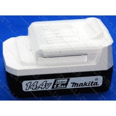 Аккумулятор BL1415G, 14,4В, 1,5Ah BL1415G Makita оригинал 198192-8