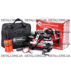 Компрессор автомобильный Intertool AC-0003 2--х цилиндровый